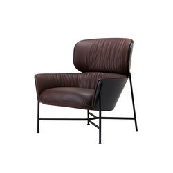 Caristo Low Back Armchair | Sillones lounge | SP01