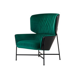 Caristo High Back Armchair | Lounge chairs | SP01