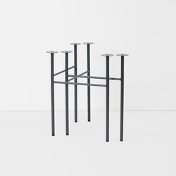 Mingle Trestles W68 - Dk Blue (set of 2) | Trestles | ferm LIVING