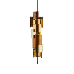 Eris Hanging lamp | Suspended lights | Gallotti&Radice