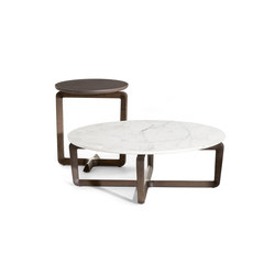 Fidelio Side tables | Coffee tables | Poltrona Frau