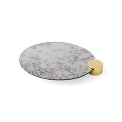Odette Tray | Oval | Trays | Gallotti&Radice