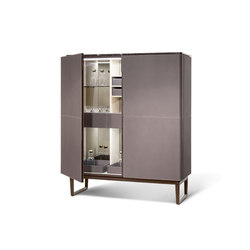 Fidelio cabinet | Armarios | Poltrona Frau