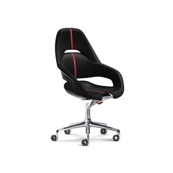 Cockpit Executive | Task chairs | Poltrona Frau