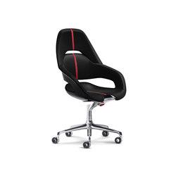 Cockpit Executive | Office chairs | Poltrona Frau