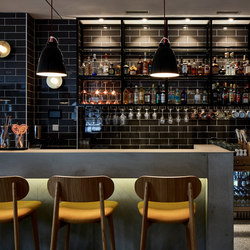 Corporate Concrete | Design Example | Bar Counters | Dade Design AG  Concrete Works Beton
