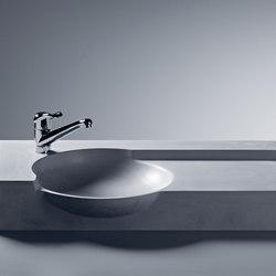 Thalassa Concrete Sink | Lavabi / Lavandini | Dade Design AG concrete works Beton