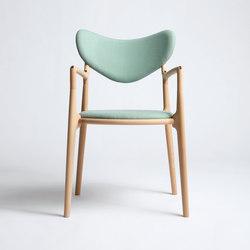 Salon Chair - Beech/Oil | Chairs | True North Designs
