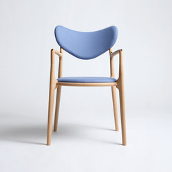 Salon Chair - Beech/Oil | Besucherstühle | True North Designs