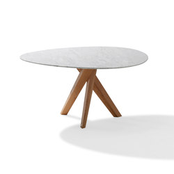 Trilope | 1540 | Dining tables | DRAENERT