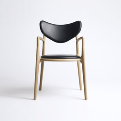 Salon Chair - Oak / Soap | Sedie | True North Designs