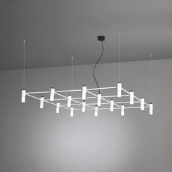 Quadrante | Suspended lights | Tooy