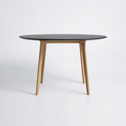 Salon Table - Round | Tables de repas | True North Designs