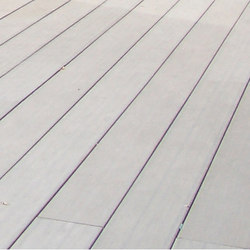 Elegance | Smooth Decking Board - Iroise grey | Pavimenti | Silvadec