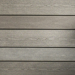 Elegance | Smooth Decking Board - Anthracite grey | Pavimenti | Silvadec