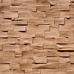 Wood Barbados Earth | Wall veneers | Artstone