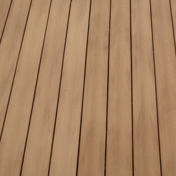 Emotion | Smooth Decking Board - Savannah | Decking | Silvadec
