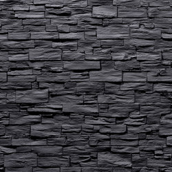 Pizarra Negra | Wall veneers | Artstone