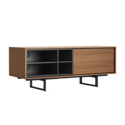 Aura Small Media Unit | Multimedia Sideboards | Design Within Reach