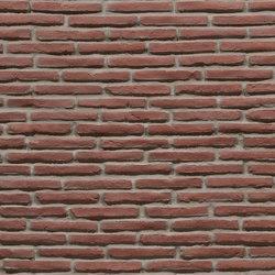 Ladrillo Polo Rojo | Piallacci pareti | Artstone
