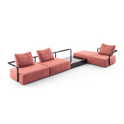 503 Soft Props | Loungesofas | Cassina