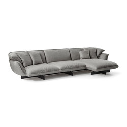 551 Super Beam Sofa System | Loungesofas | Cassina