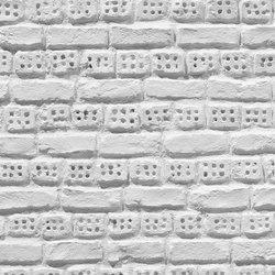 Ladrillo Perforado Blanca | Wall veneers | Artstone