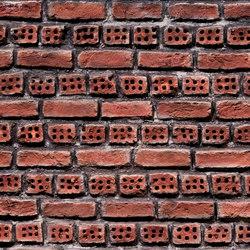 Ladrillo Perforado Rojo | Wall panels | Artstone