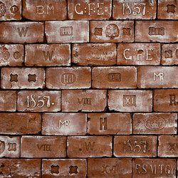 Heritage XVIII Rojo | Wall veneers | Artstone