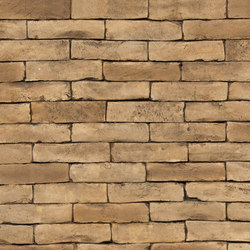 Ladrillo Masonry Earth | Wand Furniere | Artstone