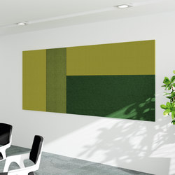 Terio Plus | Sound absorbing wall systems | PALMBERG