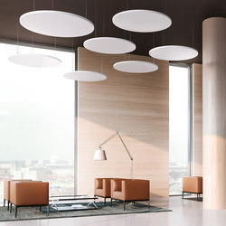 Terio Plus | Acoustic ceiling systems | PALMBERG