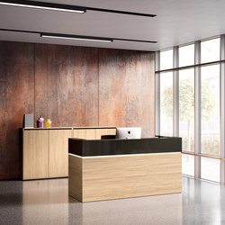 Casus | Reception desks | PALMBERG