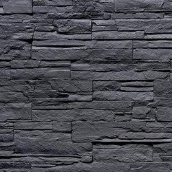 Lascas Negra | Piallacci pareti | Artstone