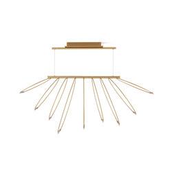 Rings LED Chandelier | Éclairage général | Design Within Reach