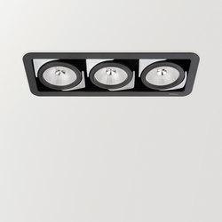 Look 3 QR-111 | Plafonniers encastrés | ARKOSLIGHT