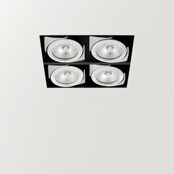 Look Trimless 4 QR-111 | Lampade soffitto incasso | ARKOSLIGHT