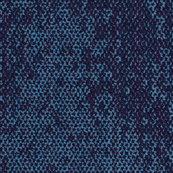 Neighborhood Smooth Indigo/Smooth | Carpet tiles | Interface USA