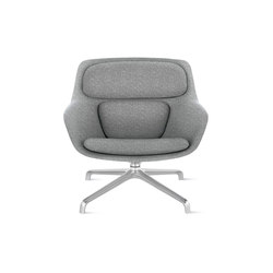 Striad Low-Back Lounge Chair | Sillones lounge | Design Within Reach