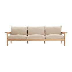 Terassi Three-Seater Sofa | Sofás | Design Within Reach