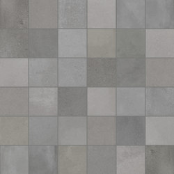 Mate Mosaic Terra Fumo | Ceramic tiles | 41zero42
