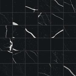 Mate Mosaic Marmo Nero | Piastrelle ceramica | 41zero42