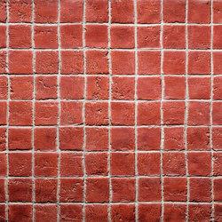 Mosaico Rojo | Chapas | Artstone