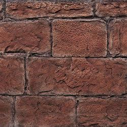 Astillada Carmin | Piallacci pareti | Artstone