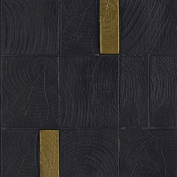 Loop | Black Gold | Ceramic tiles | 41zero42