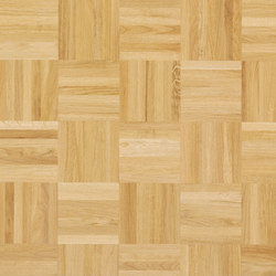 Solid parquet Oak Mosaic 12 | Wood flooring | Bauwerk Parkett