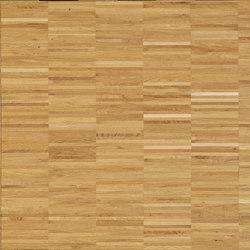 Pavimento lamellare Rovere parallelo 15 | Pavimenti legno | Bauwerk Parkett