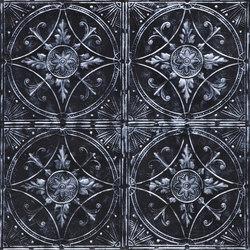 Broderie Noir Argent | Wall veneers | Artstone
