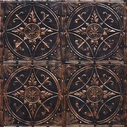 Broderie Noir Bronze | Wall veneers | Artstone
