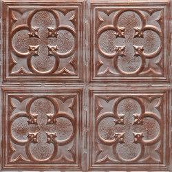 Daisy Gris Bronze | Piallacci pareti | Artstone